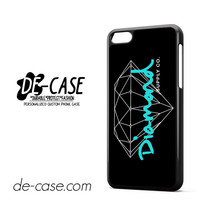 Diamond Supply Teal For Iphone 5C Case Phone Case Gift Present