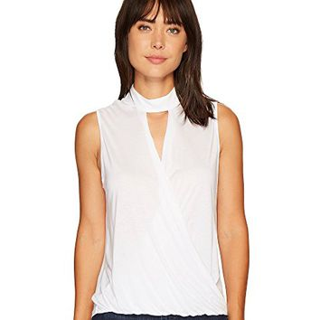Lanston Surplice Tank Top