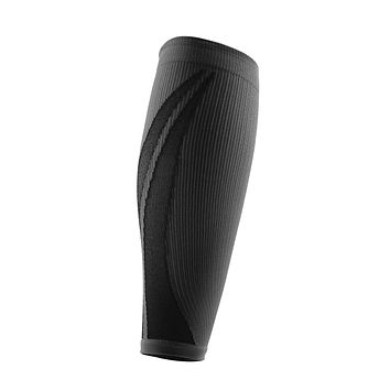 Altra Interval 1.0 Light Compression Calf Sleeve - Charcoal/Black