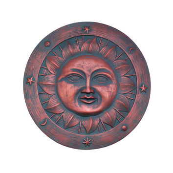 Smiling Sun Stepping Stone