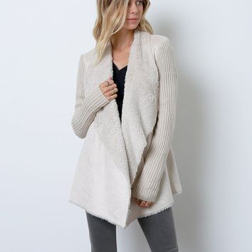 Nothing Like It Sweater Cardigan - Ivory