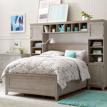 Hampton Storage Bed Super Set 2.0