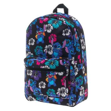 Disney's Lilo & Stitch Stitch Backpack (Black)