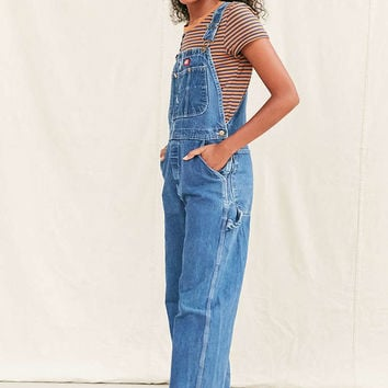 Vintage Dickies 90s Light Wash Overall - Urban Outfitters