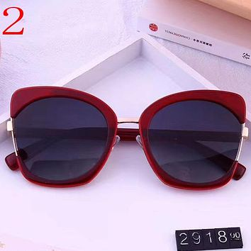 Miu Miu Women Men Fashion Summer Sun Shades Eyeglasses Glasses Sunglasses