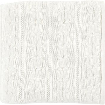 Tucker Traditional Hand Crafted Throw - Neutral