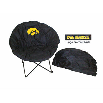 Iowa Hawkeyes NCAA Ultimate Round Chair