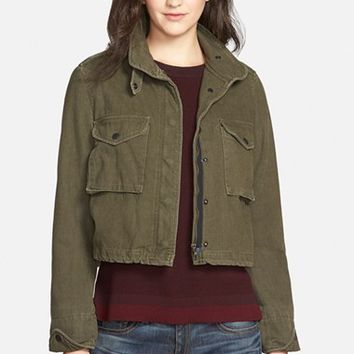 Women's rag & bone/JEAN 'M15' Military Jacket ,