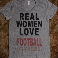 Real Women Love Football (players)