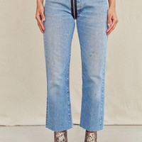 Urban Renewal Recycled Levi's Exposed O-Ring Zipper Jean | Urban Outfitters