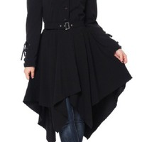 Chicstar | Lilith Coat - Tragic Beautiful buy online from Australia