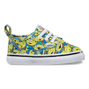 Toddler Toy Story Authentic V Lace | Shop at Vans