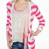 Daytrip Striped Cardigan Sweater - Women's Sweaters | Buckle