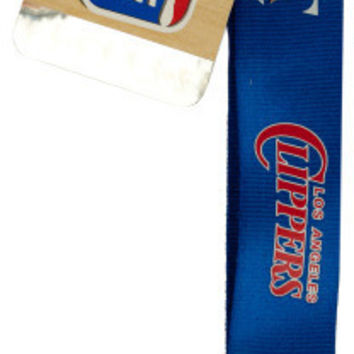 Los Angeles Clippers Wristlet Lanyard Case Pack 36