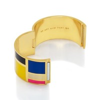 kate spade | be art and part of idiom bangle