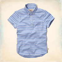 Belmont Popover Oxford  Shirt