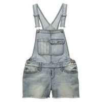 Mossimo Supply Co. Junior's Denim Short Overalls - Assorted Colors