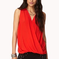 Daydreamer Twisted Hem Top