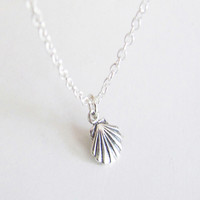 Small Seashell Necklace