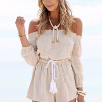 Raw Playsuit | SABO SKIRT