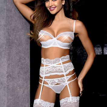 Axami V-6711 Angelic Shelf Bra