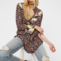 Free People Wildflower Fields Tunic