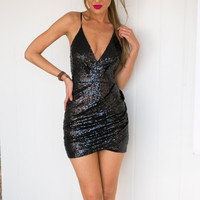Party sequin dress strap fall sleeveless v neck Mini pencil dresses bodycon vestido vestidos
