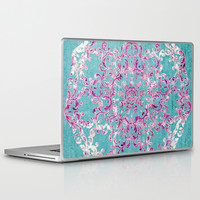 Reinventing A Taste of Lilac Wine Laptop & iPad Skin by Octavia Soldani | Society6