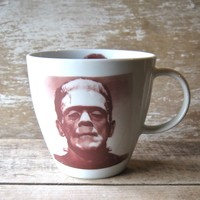 Frankenstein and His Bride Mug