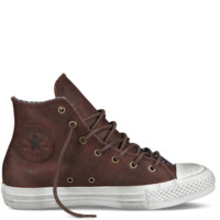 Converse - Chuck Taylor Leather - Hi - Black
