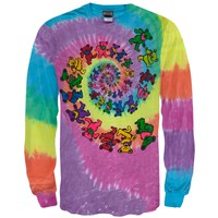 Grateful Dead - Spiral Bears Long Sleeve