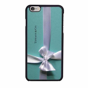 tiffany co box gift packing iphone 6 6s 4 4s 5 5s 6 plus cases