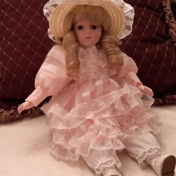 Vintage 20 inch Doll Heritage Mint Ltd Collection