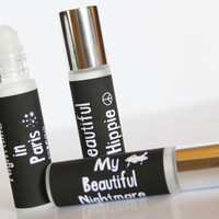 Butter Toki Roll On Oil Based Perfume 9ml (10 Different Scents)