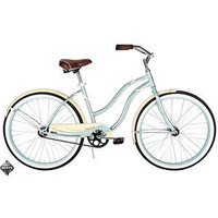 "Huffy 26"" Green Women's Bike - Walmart.com"