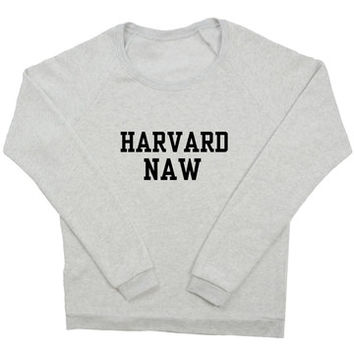 Harvard Naw Sweater | Nala Los Angeles