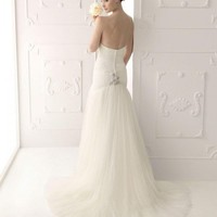 the Best Perfect Trumpet/Mermaid Tulle Court Beaded Wedding Dress 2012 New Arrival - Shop Online for Cheap Cocktail Dresses