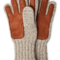 Fox River Ragg Leather Palm Gloves