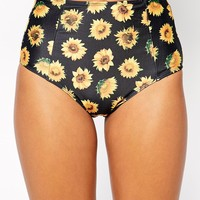 Motel Lolita High Waist Bikini Bottom