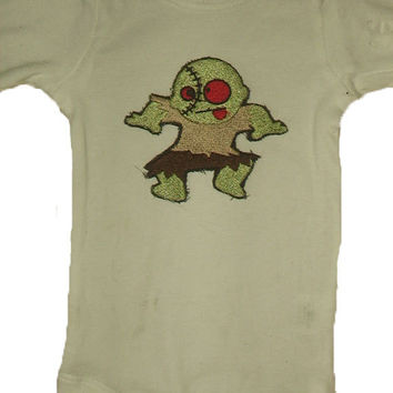 Horror Movie infant Bodysuit Baby  Onesuits Pretty Baby Cute Infant clothes Monster bodysuit Baby shower Gift