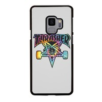 TRASHER MAGAZINE Samsung Galaxy S4 S5 S6 S7 S8 S9 Edge Plus Note 3 4 5 8 Case Cover
