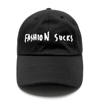 424 x Sean From Texas Fashion Sucks Cap Black