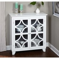 Simple Living Sydney Cabinet | Overstock.com Shopping - The Best Deals on Buffets