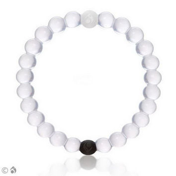 [BIG SALE] Lokai Bracelet for a balanced life (White)