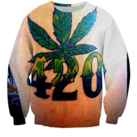 The weed shirt