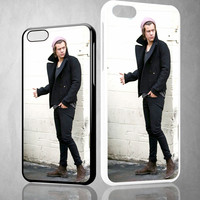 Harry Styles one direction V0491 iPhone 4S 5S 5C 6 6Plus, iPod 4 5, LG G2 G3 Nexus 4 5, Sony Z2 Case