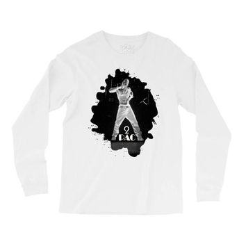 tupac shakur (1) Long Sleeve Shirts
