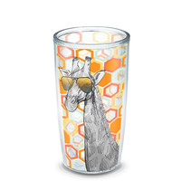 Funky Animals Collection – Giraffe With Shades Wrap | Tervis Official Store