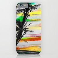 Mayaro Memories iPhone & iPod Case by Sophia Buddenhagen