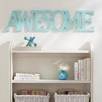 Wooden Words - Awesome
